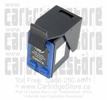Compatible HP C6657AN Ink Cartridge