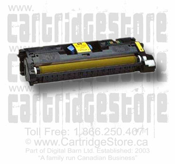 Compatible HP C9702A Toner Cartridge