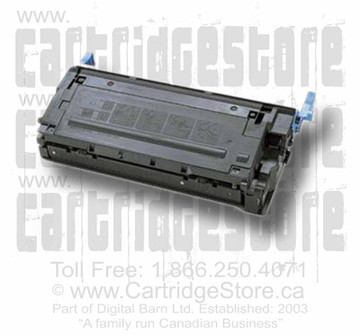 Compatible HP C9720A Toner Cartridge