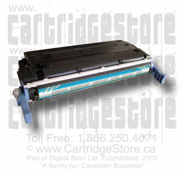 Compatible HP C9721A Toner Cartridge