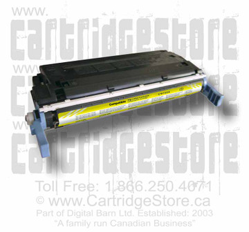 Compatible HP C9722A Toner Cartridge