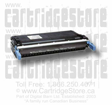 Compatible HP C9730A Toner Cartridge