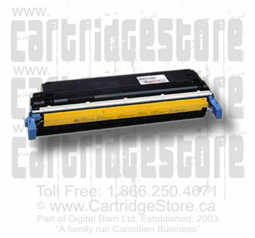 Compatible HP C9732A Toner Cartridge