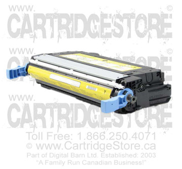 Compatible CB402A Toner for Laserjet HP P4005, P4005N and P4005DN Printers