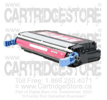 Compatible CB403A Toner for Laserjet HP P4005, P4005N and P4005DN Printers