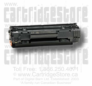 Compatible HP CB436A Toner Cartridge