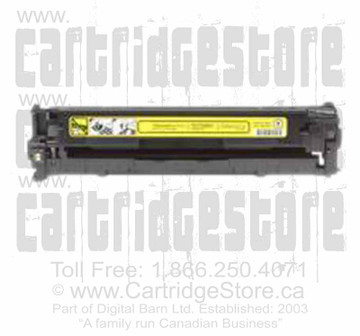 Compatible HP CB542A Toner Cartridge