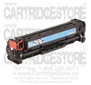 Compatible HP CC531A Toner Cartridge