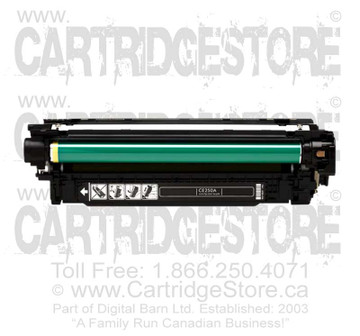 Compatible HP CE250A Toner Cartridge