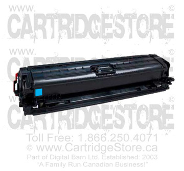 Compatible CE271A Toner for Laserjet HP CP5525 Printers
