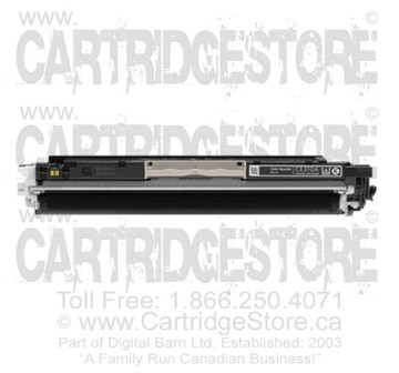 Compatible CE310A Toner for Laserjet HP CP1020, CP1025, CP1025NW Printers