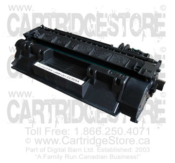 Compatible HP CE505A Toner Cartridge