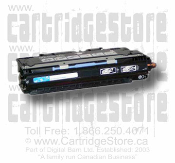 Compatible HP Q2680A Toner, Black Toner Cartridge
