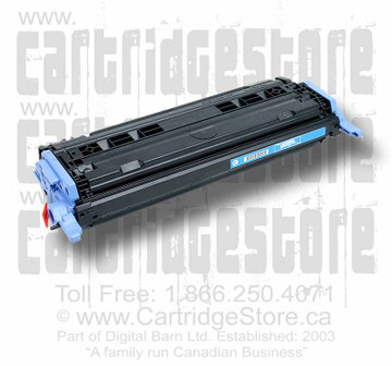 Compatible HP Q6001A Toner Cartridge