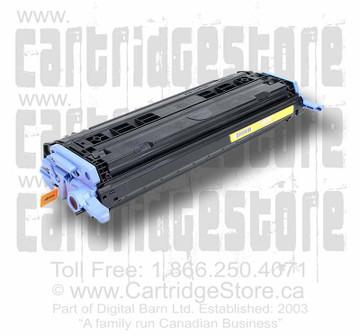 Compatible HP Q6002A Toner Cartridge