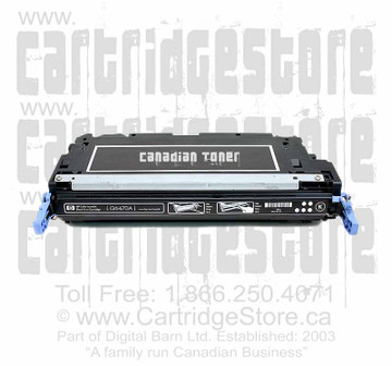 Compatible HP Q6470A Toner Cartridge