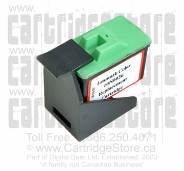 Compatible Lexmark 10N0026 Ink Cartridge