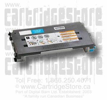Compatible Lexmark C500 C500H2CG Colour Toner Cartridge
