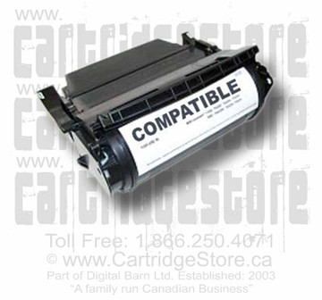 Compatible Lexmark T620 12A6865 Toner Cartridge