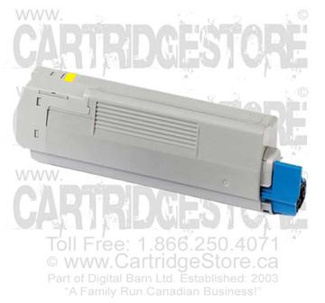 Compatible OKI 43324405 Toner for C5600, C5700, C5800, C5900 Laser Printers
