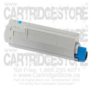 Compatible OKI 43324407 Toner Cartridge for C5600, C5700, C5800, C5900 Laser Printers