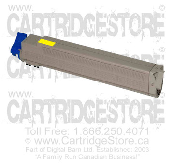 Compatible OKI-43459329 Toner for C3300, C3400 Laser Printers