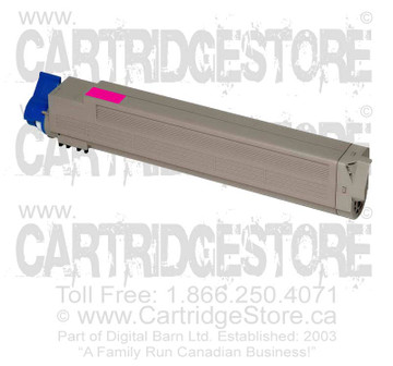 Compatible OKI-43459330 Toner Cartridge for C3400, C3300 Laser Printers
