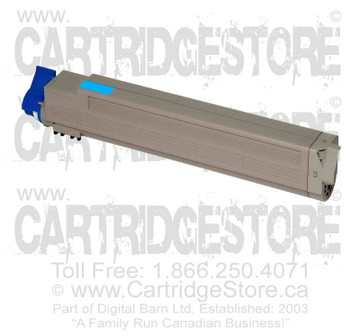 Compatible OKI-43459331 Toner for C3300, C3400 Laser Printers