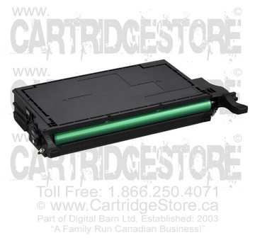 Compatible Samsung CLP-K600A Toner Cartridge