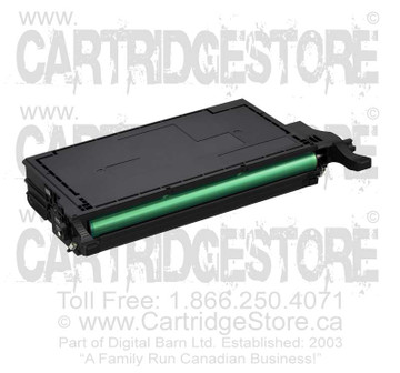 Compatible Samsung CLP-K660B Toner Cartridge
