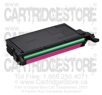 Compatible Samsung CLP-M600A Toner Cartridge