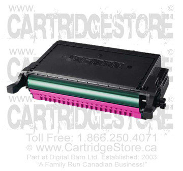 Compatible Samsung CLP-M660B Toner Cartridge