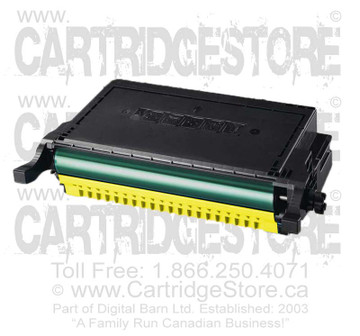 Compatible Samsung CLP-Y660B Toner Cartridge
