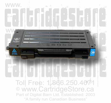 Compatible Samsung CLP510D5C Colour Toner Cartridge