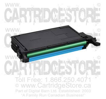 Compatible Samsung CLT-C609S Cyan Toner Cartridge