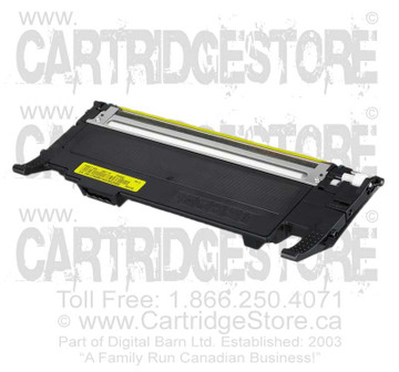Compatible Samsung CLT-Y407S Yellow Toner Cartridge