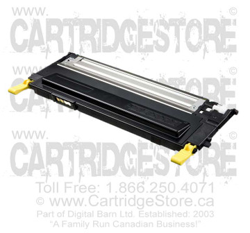 Compatible Samsung Y409S Yellow Toner Cartridge