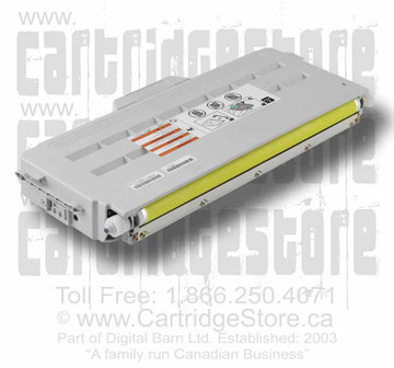 Compatible Brother TN04Y Colour Toner Cartridge