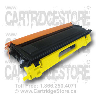 Compatible Brother TN115Y Colour Toner Cartridge
