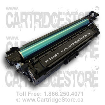 New HP 507X CE400X Compatible Black Toner Cartridges