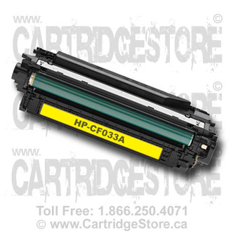 HP 646A Magenta CF033A Toner Cartridge