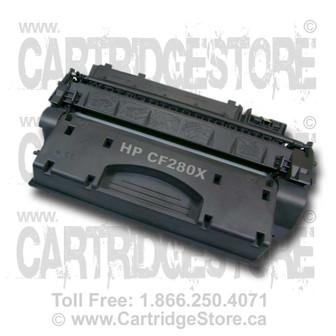 HP CF280X Black Toner Cartridge HP 80X