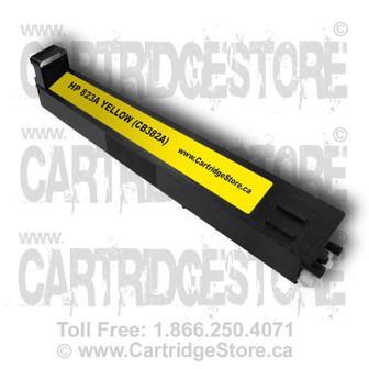 HP 823A Yellow CB382A LaserJet Toner Cartridge