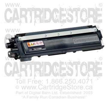 Compatible Brother TN210BK Colour Toner Cartridge