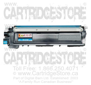 Compatible Brother TN210C Colour Toner Cartridge