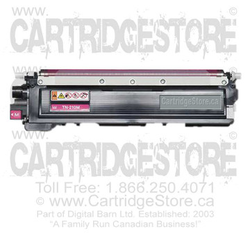 Compatible Brother TN210M Colour Toner Cartridge