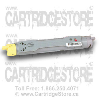 Xerox 6250 Yellow Toner Cartridge for Phaser 6250 Series Printers  (106R00674)