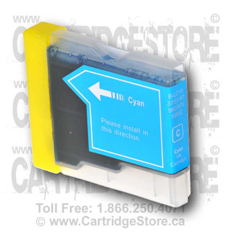 Brother LC51 Cyan Ink Cartridge