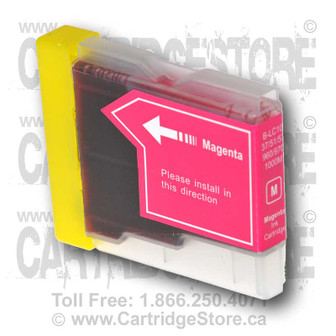 Brother LC51 Magenta Ink Cartridge