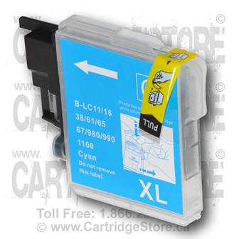 Brother LC61 Cyan Ink Cartridge